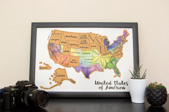 10 Best Gifts for Travelers Traveling Katiebug – World Map Gifts For Travelers